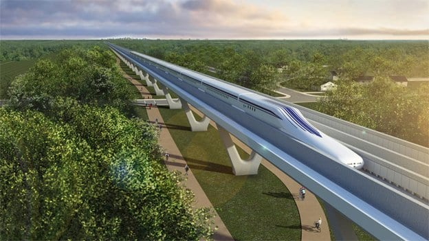Credit: Northeast Maglev.