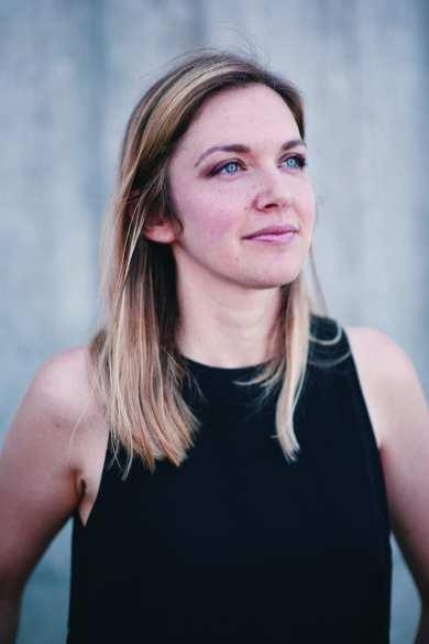 Portrait of artist Kristina Ambriz, provided by Sam Lee.