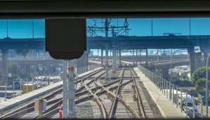 10.31.19 Train Test Day 2 _ SB view from cabin