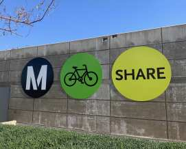 Metro Bike Share pictograms