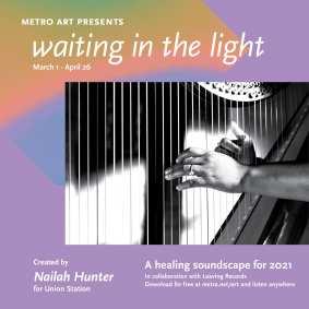 Metro Art Presents Nailah Hunter