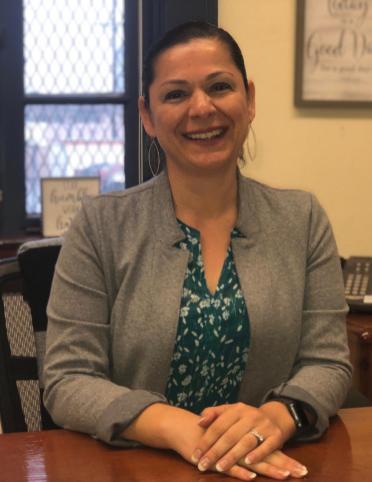"Ms. Rubalcava ""Ms. Rubi"", Principal, Metropolitan High School"