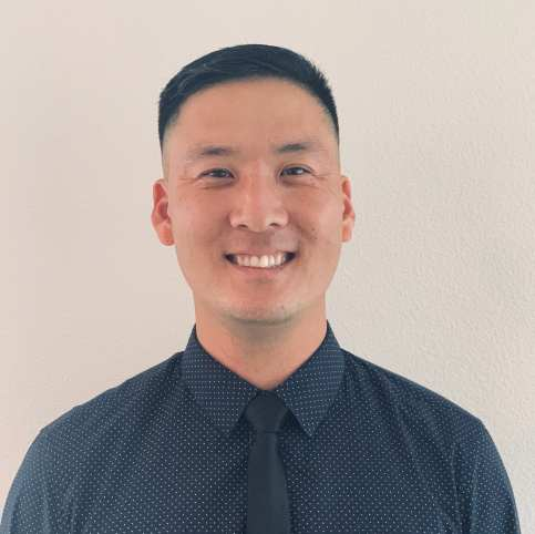 Paul Yoon, California Army National Guard and a Metro Assistant Admin Analyst