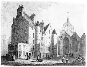 Print of St. Giles's Church