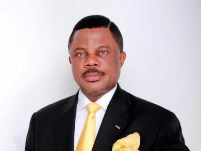 Willie Obiano, governor of Anambra state.