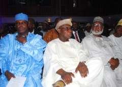 Atiku Abubakar,Chief Olusugun Obasanjo and General Abdulsalami Abubakar