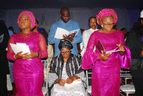 Miss.Cherelle Aboderin,MrsTitilayo Aboderin and Nicole Aboderin