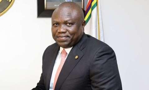 Governor Akinwunmi Ambode of Lagos state.