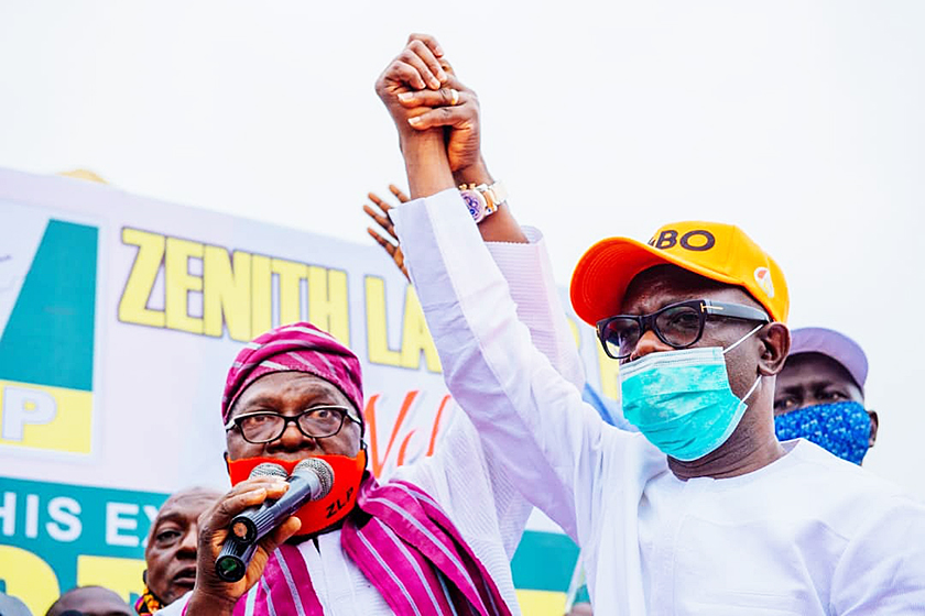 Ondo: ZLP's Agboola Ajayi Flags Off Campaign After Botched Attempt To Stop  Him  The Source – The Source Magazine