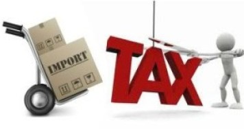 Import Duty and Tax