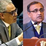 TSTirumurti, currently secretary (economic relations), has played a key role in recent Prime Minister Modi's visits and engagements abroad. He replaces Syed Akbaruddin (right), who has served as India's envoy to the UN in New York with distinction since 2015.