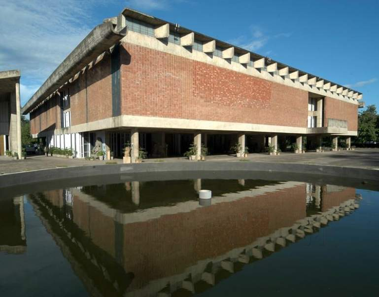 Chandigarh art museum