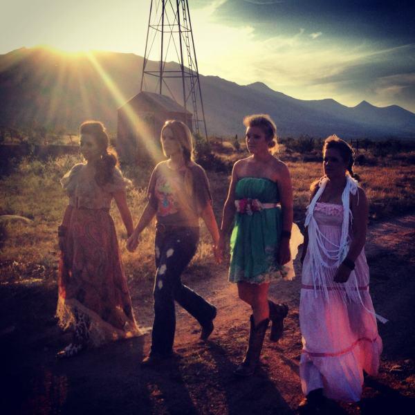 Dirt Road Daughters Magazine, America's Heartland, Tyler Bastine