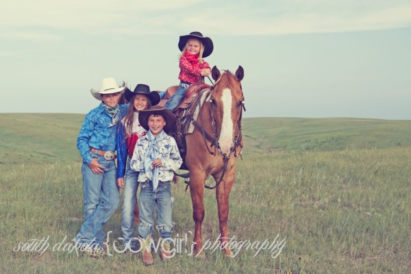 south dakota cowgirl photography