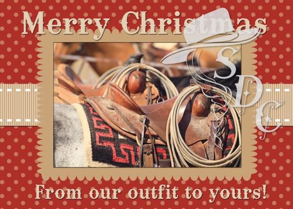 christmas cards, equine christmas cards, western christmas cards, south dakota photographer, south dakota cowgirl photography