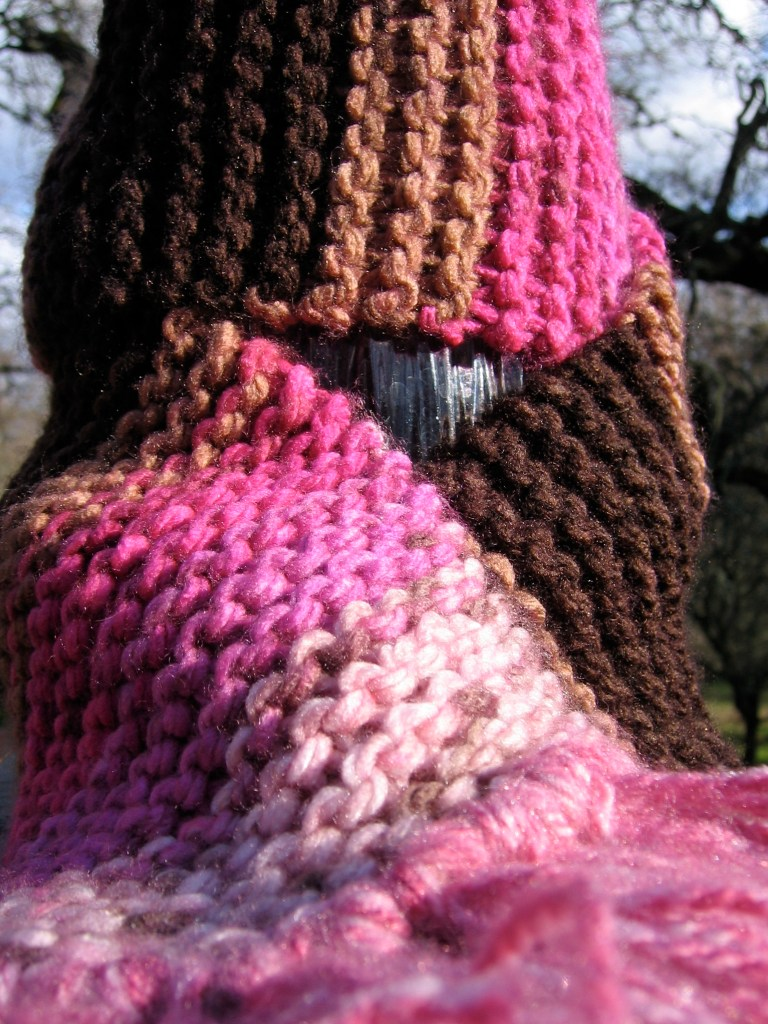 NatIn Design, handmade scarf