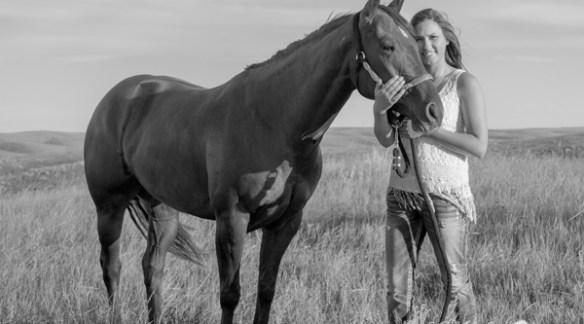 Senior, Dylan L. by South Dakota Cowgirl Photography