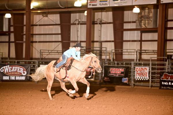 West Fest Rapid City 2015, The South Dakota Cowgirl, Barrel Racing