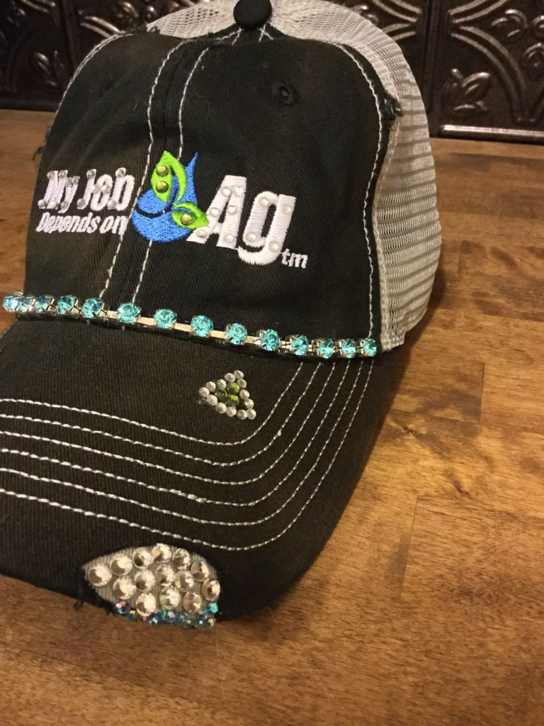 My job depends on ag, contest.