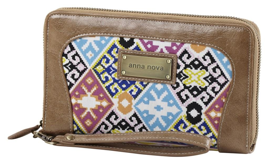 anna nova, giveaway, wallet