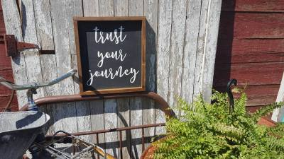ranch chic corral, ranch chic sign, home goods