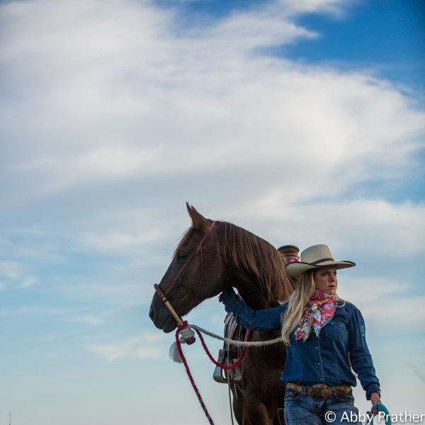the south dakota cowgirl, hackamore horse, dx jurassic classic, sponsored posts and media