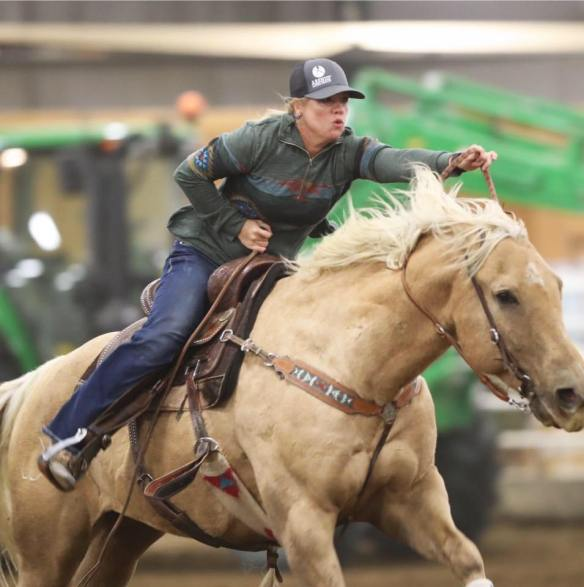2019 goals, barrel racing, yoga