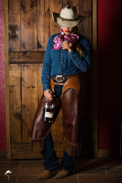 wild west rag co, south dakota cowgirl photography, portrait photography, cowgirls, oak and eden whiskey