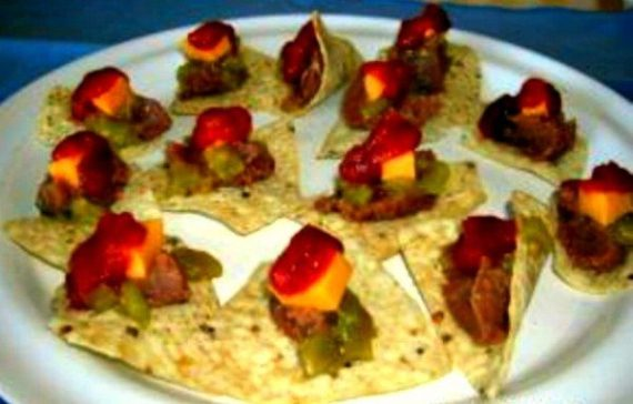 Tortilla Chip Snacks - The Southern Lady Cooks