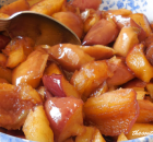 TASTY SKILLET FRIED APPLES