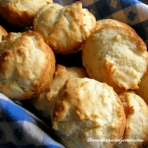Easy Mayonnaise Rolls - The Southern Lady Cooks