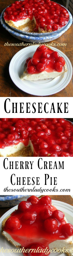 the-southern-lady-cooks-cherry-cheesecake