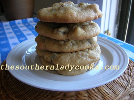 Favorite Chocolate Chip Cookies - Copy