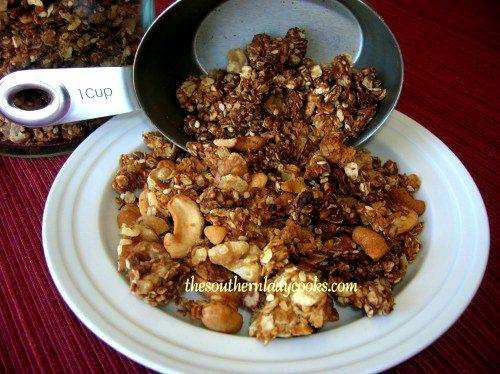 Make Your Own Granola1