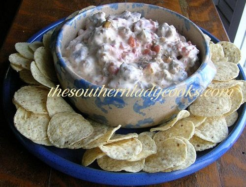 Anne's Sausage and Cream Cheese Dip - TSLC