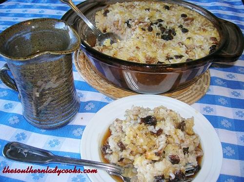 Creamy Pineapple Rice Pudding - TSLC (2)