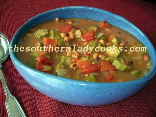 Ten new years recipes the southern lady cooks crock pot black eyed peas or hoppin john tslc forumfinder Gallery