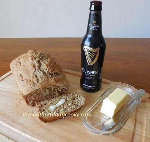 Easy Irish Beer Bread - TSLC