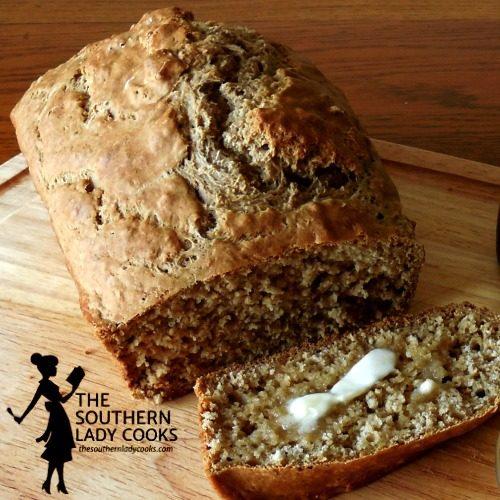 Easy Irish Beer Bread