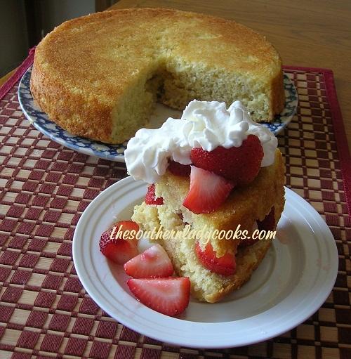 Strawberry Shortcake -TSLC