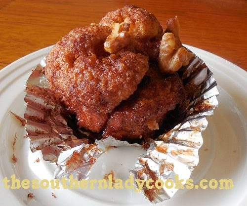 Butterscotch Monkey Bread Muffins - TSLC