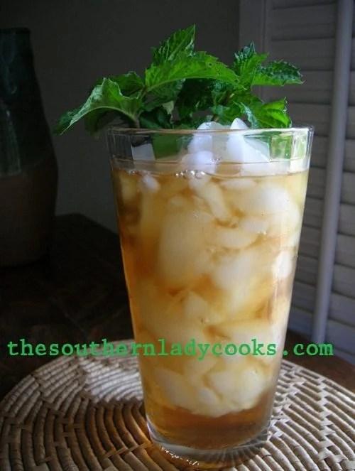 Sweet Tea - The House Wine of the South - TSLC