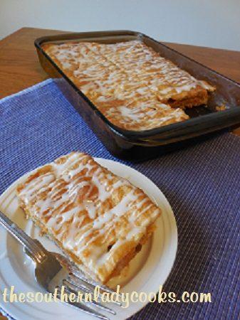 Sweet Potato, Cream Cheese and Marshmallow Crescent Rolls
