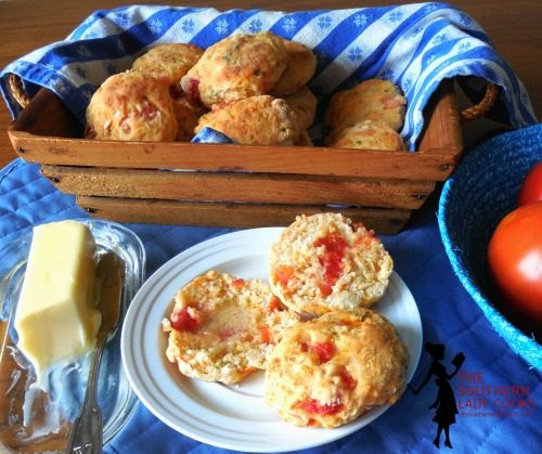 Tomato Biscuits