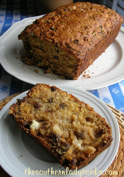 Beer Bread with Raisins and Cheese - Copy (2)