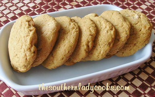 Old Fashioned Soft Molasses Cookies (2)