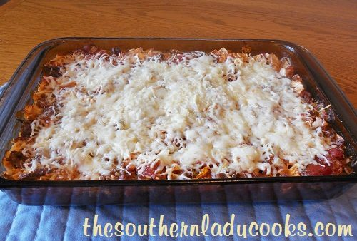 Cabbage Roll Casserole - TSLC