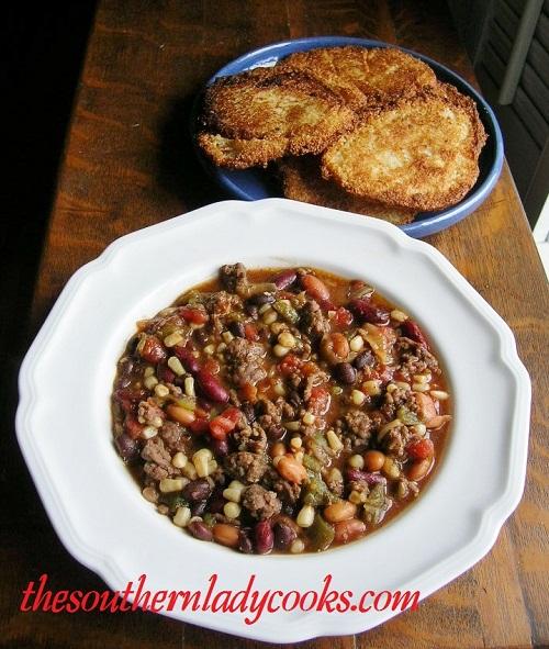 Crock Pot Santa Fe Stew TSLC