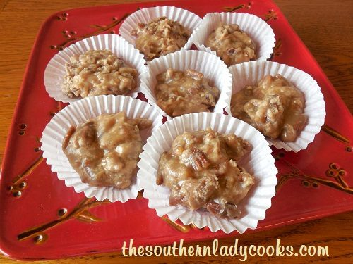 Southern Buttermilk Pralines - Copy