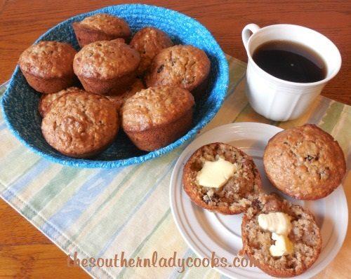 Banana Oatmeal Muffins - TSLC - Copy (2)